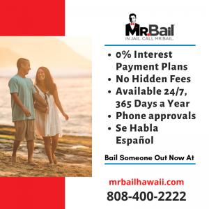 hawaii bail bonds